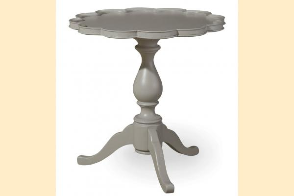 Paula Deen Dogwood-Cobblestone Pie Crust Table