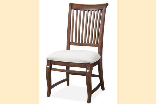 Paula Deen Dogwood-Low Tide Side Chair