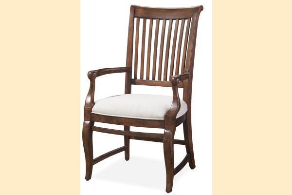 Paula Deen Dogwood-Low Tide Arm Chair