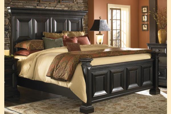 Pulaski Brookfield Cal-King Panel Bed