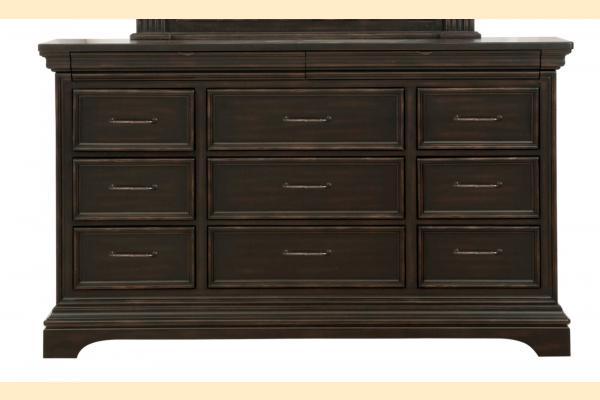 Pulaski Caldwell 11 Drawer Dresser