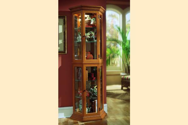 Pulaski Curio Cabinet 20854 Curio