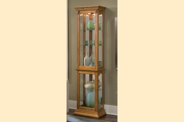 Pulaski Curio Cabinet 21214 Curio