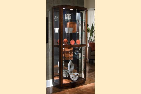 Pulaski Curio Cabinet 21221 Bunching Curio