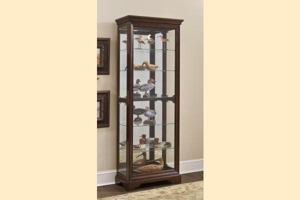 Pulaski Curio Cabinet 21308 Curio