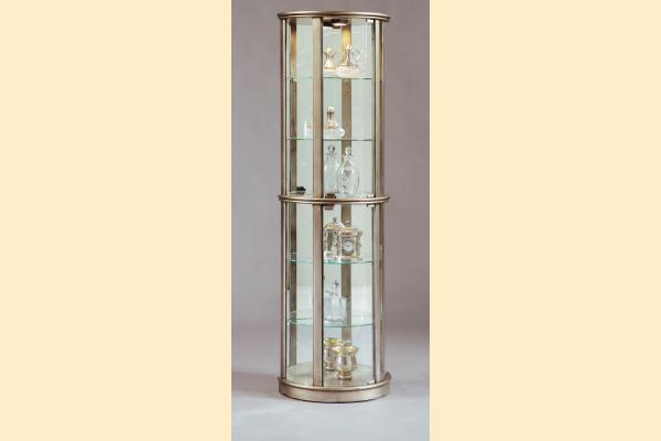 Pulaski Curio Cabinet 21395 Glass Door Curio