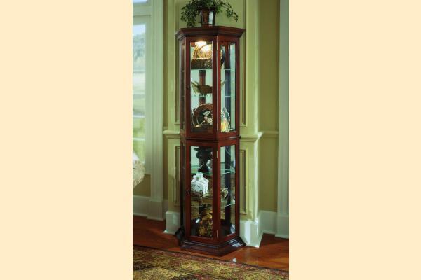 Pulaski Curio Cabinet 20853 Curio