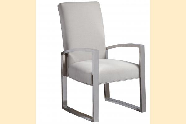 Pulaski Cydney Arm Chair-Metal