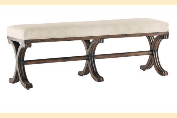 Pulaski Accentrics Home Konya Bed Bench