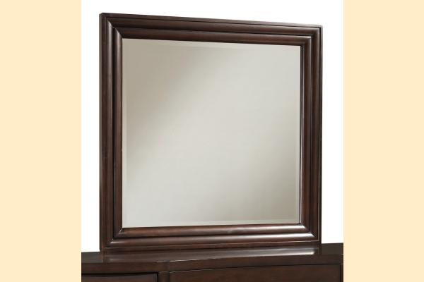 Pulaski Tangerine-Sable Mirror