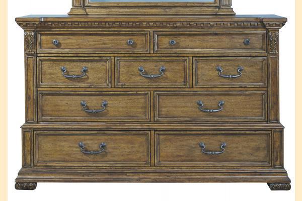 Pulaski Stratton 9 Drawer Dresser