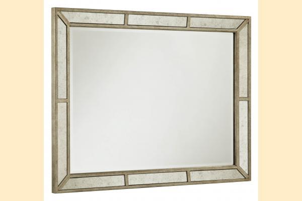 Pulaski Tangerine-Farrah Dresser Mirror