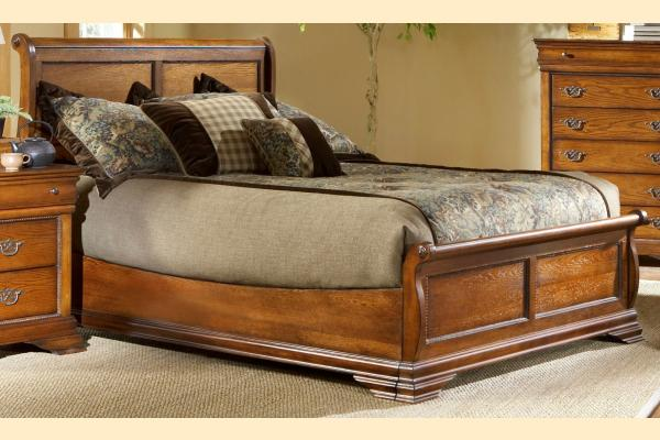 Largo Shenandoah King Low Profile Bed