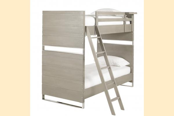 SmartStuff Axis Twin over Twin Bunk Bed