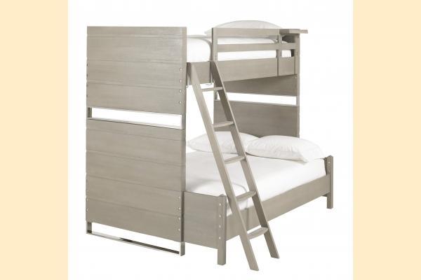 SmartStuff Axis Twin over Full Bunk Bed