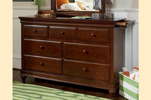 SmartStuff SmartStuff Classic 4.0 Classic Cherry Drawer Dresser