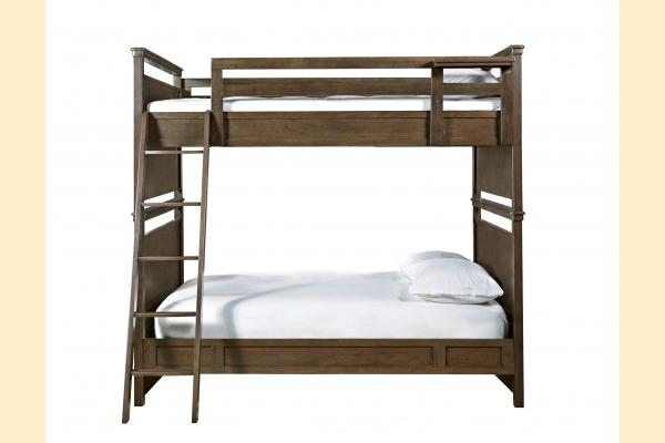SmartStuff SmartStuff Varsity Twin Over Full All American Bunk Bed