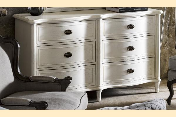 Universal Furniture Curated-Cotton Amity Drawer Dresser