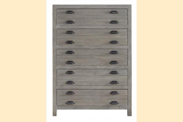 Universal Furniture Curated-Greystone Gilmore Drawer Chest