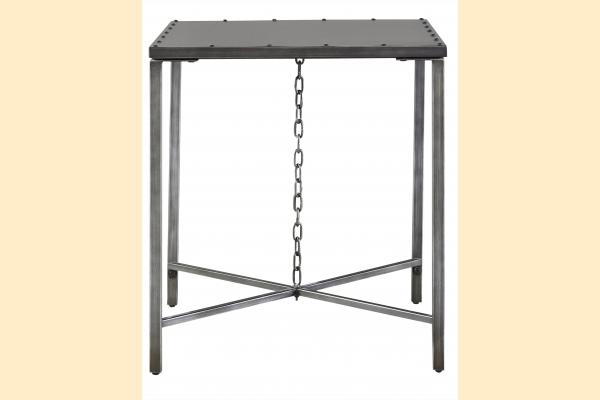 Universal Furniture Curated- Greystone Eliston End Table