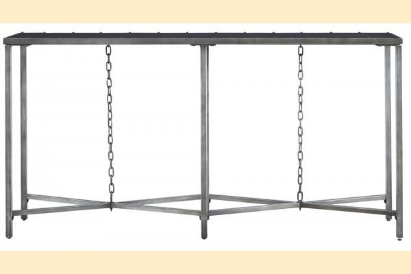 Universal Furniture Curated- Greystone Eliston Console Table
