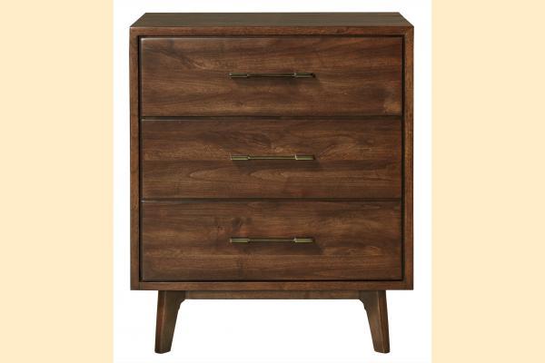 Universal Furniture Curated- Townhouse Newbury Nightstand