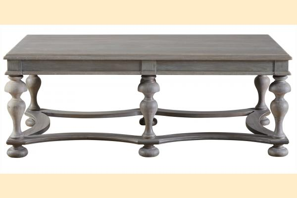 Universal Furniture Curated- Greystone Andover Cocktail Table