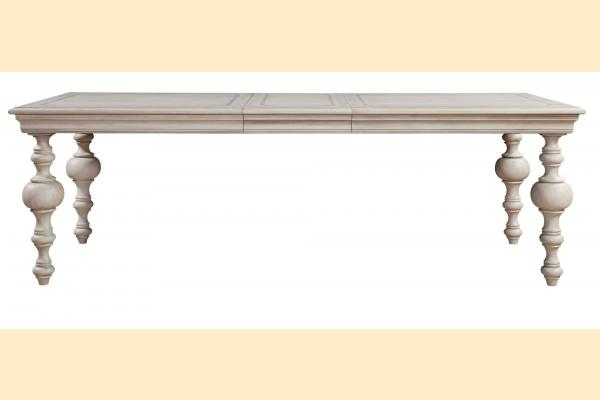 Universal Furniture Elan Leg Dining Table w/ One 24