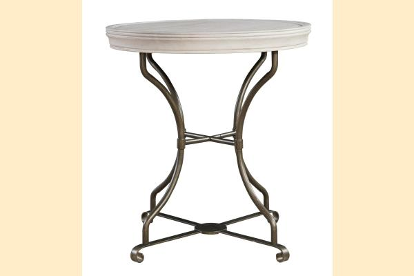 Universal Furniture Elan Round End Table