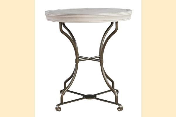 Universal Furniture Elan Round End Table