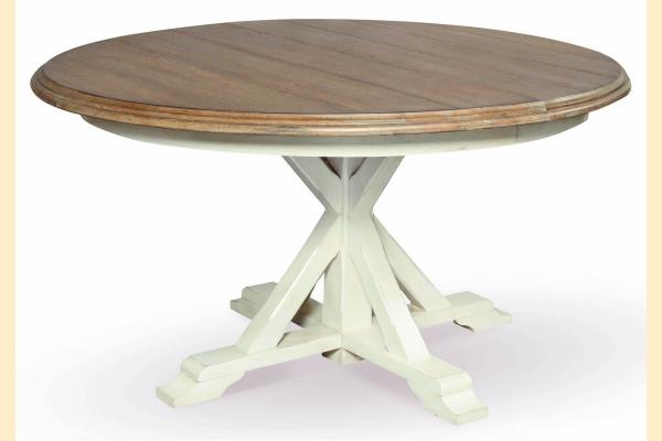 Universal Furniture Great Rooms Dining Garden Breakfast Table w/ One 18