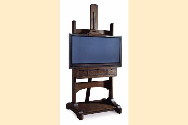 Universal Furniture Great Rooms Entertainment Media Easel