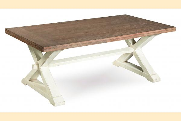 Universal Furniture Great Rooms Occasional Garden Cocktail Table