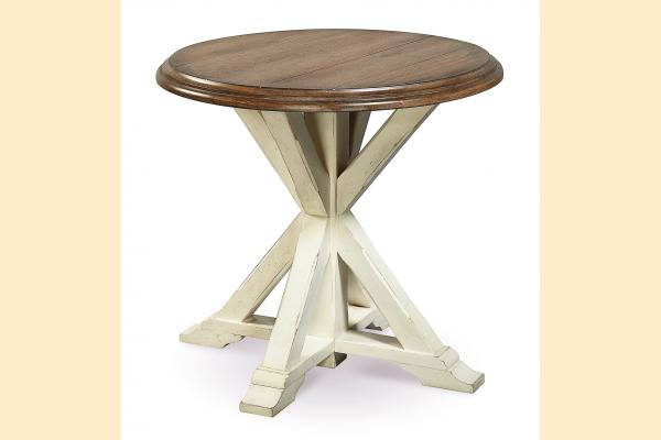Universal Furniture Great Rooms Occasional Garden End Table
