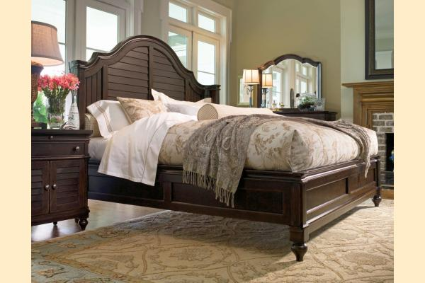 Paula deen home tobacco bedroom by universal - Paula deen tobacco bedroom furniture ...