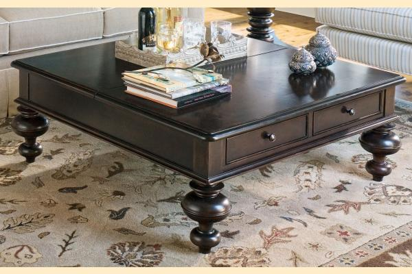 Paula deen home tobacco occasional tables by universal - Paula deen tobacco bedroom furniture ...