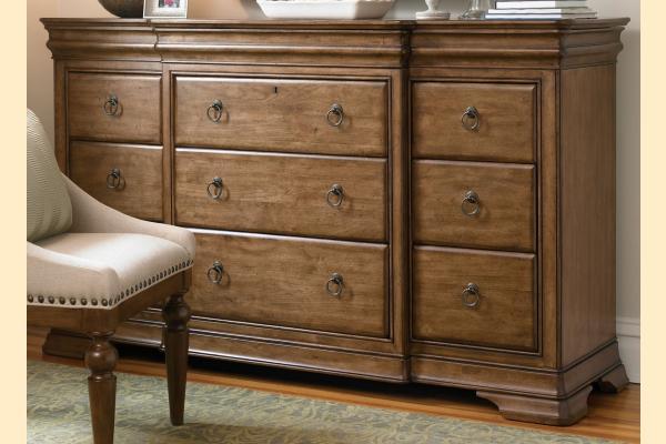 Universal Furniture New Lou Drawer Dresser