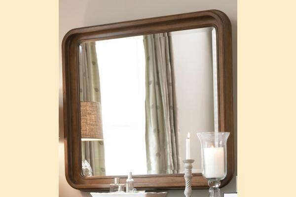 Universal Furniture New Lou Landscape Mirror