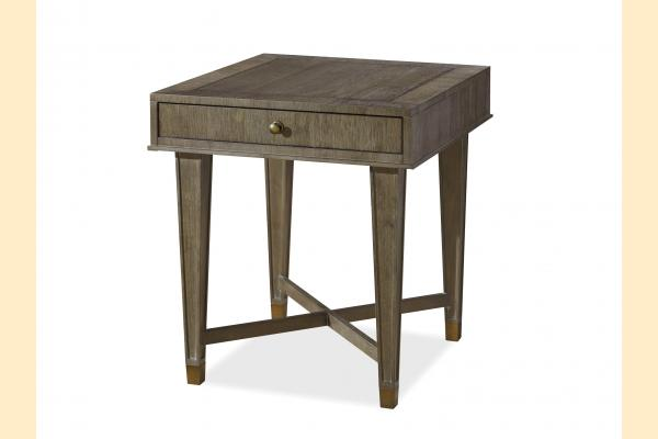 Universal Furniture Playlist Drawer End Table