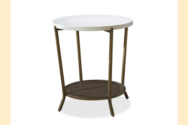 Universal Furniture Playlist Round End Table