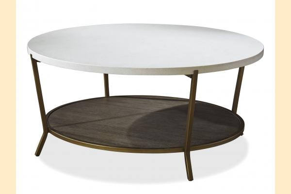 Universal Furniture Playlist Round Cocktail Table
