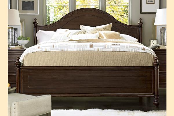Universal Furniture Proximity King Low Poster Bed