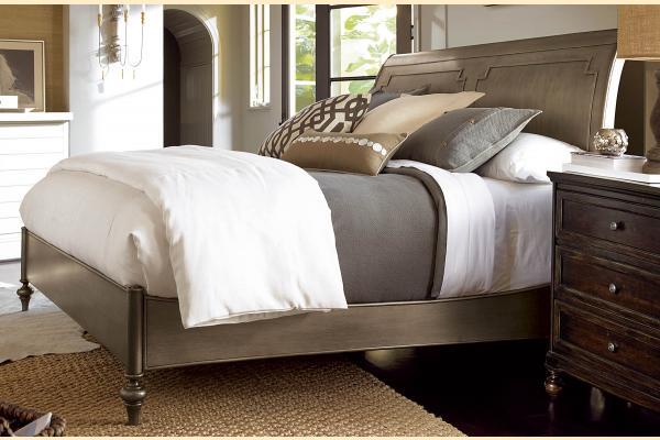 Universal Furniture Proximity King Urban Sleigh Bed