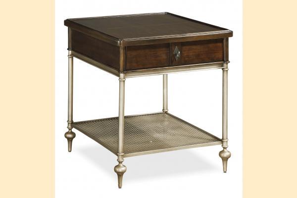 Universal Furniture Proximity Proximity End Table
