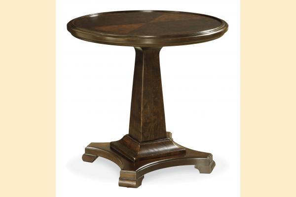 Universal Furniture Proximity Round End Table