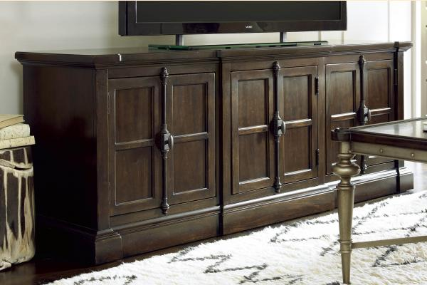 Universal Furniture Proximity Entertainment Console