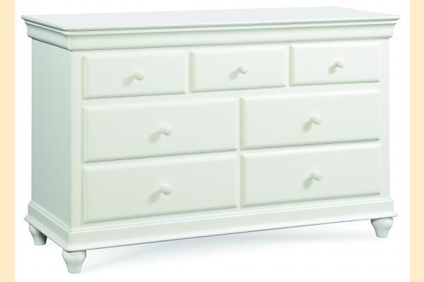 SmartStuff SmartStuff Classic 4.0 Summer White Drawer Dresser