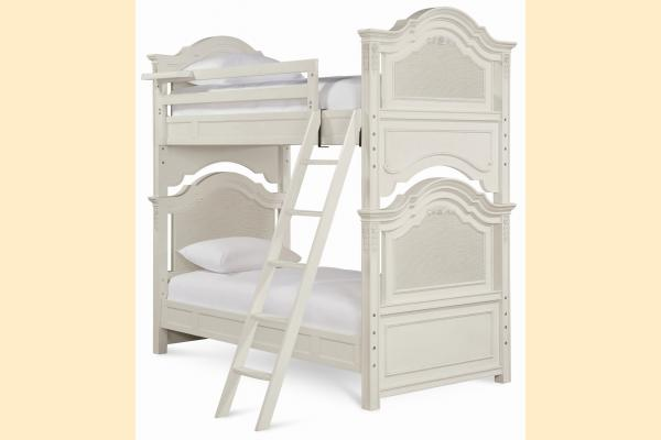 SmartStuff SmartStuff Gabriella Twin Over Twin Bunk Bed