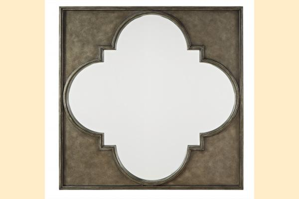 Universal Furniture Sojourn Metal Mirror