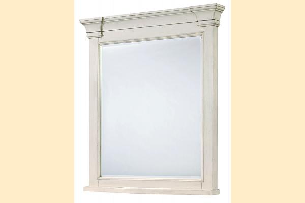 Universal Furniture Summer Hill-Cotton Vertical Mirror